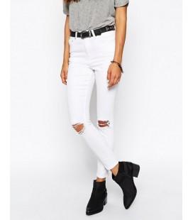 Spodnie exAS Skinny Ankle 32/32