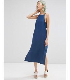 Sukienka ASOS Denim Textured XL