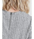 Sweter Only O-neck Zip M