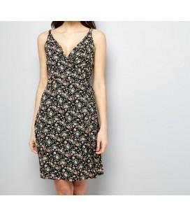 Sukienka NL Print Wrap M