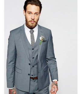 exASOS Wedding Skinny Suit Jacket L