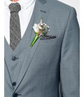 exAS Wedding Skinny Suit Jacket L