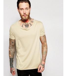 T-shirt exASOS Longline S