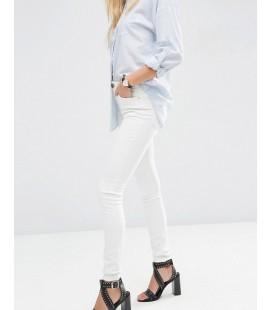 Spodnie ASOS Lisbon Skinny