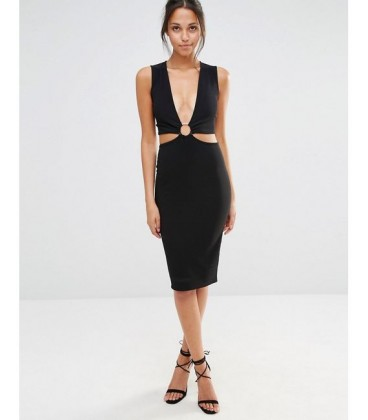 Sukienka Missguided Cut Out M