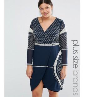 Sukienka ASOS/LOVEdrobe Luxe Long