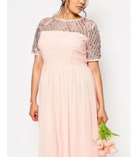 Sukienka ASOS/Lovedrobe Luxe Chiffon