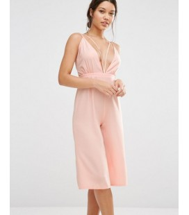 Kombinezon Missguided Strappy L
