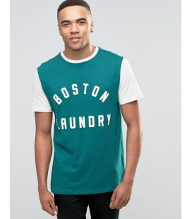 T-shirt New Look Boston XS/S