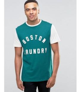 T-shirt New Look Boston XS/S