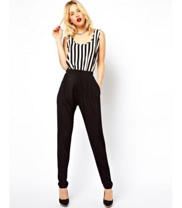Spodnie exAS Peg Trousers L34