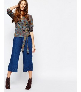 Spodnie Neon Rose Denim M