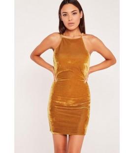 Sukienka Missguided Velvet L