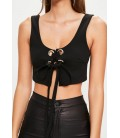 Top Missguided Eyelet