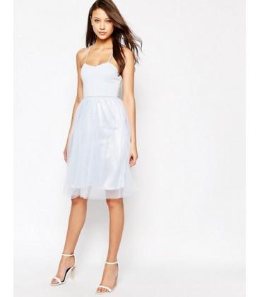 Sukienka True Decadence Tall Cami Strap