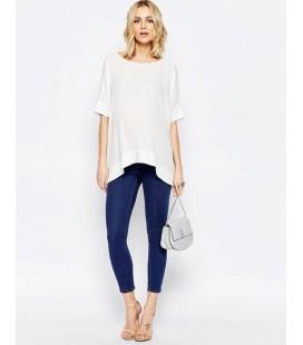 Bluzka ciązowa exAS Oversized L