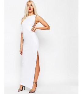 Sukienka exAS Lace Up