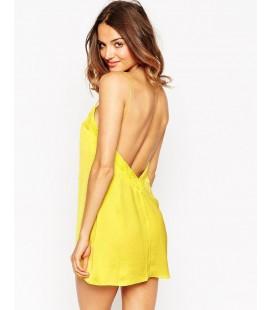 Piżama damska exAS Deep Strap S