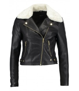 Kurtka damska Vero Moda Leather Look M