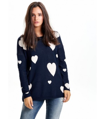 Sweter Only Print M