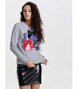 Bluza damska JDY Print Sweat M