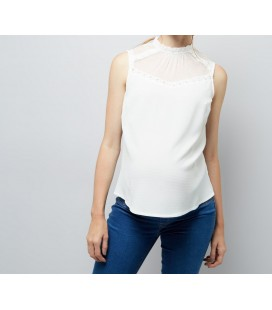 Bluzka ciążowa NL Sleeveless M