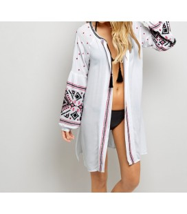 Tunika plażowa damska NL Kimono M 0607013/38