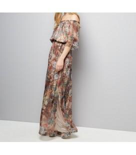 0611020/36 Sukienka NL Mela Maxi S
