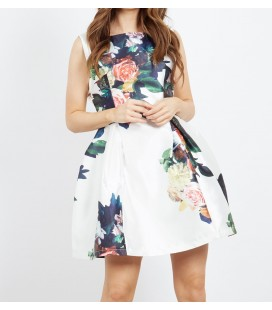 Sukienka NL Floral Prom XXL