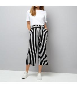 Spodnie damskie NL Stripe Topaz Tie 0619027/46