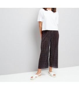 0619025/36 Spodnie NL Pip Spot Plisse S