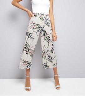 0619022/40 Spodnie NL Florar Crop L