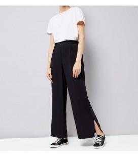 0619012/40 Spodnie NL Drake Wide Leg L