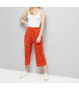 Spodnie damskie NL Catiya Plisse Crop L 0620001/4