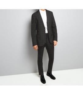 Spodnie męskie NL Checked Tailoring 0623010/30