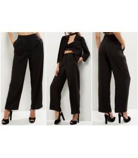 Spodnie damskie NL Black TRS M 0623008/38