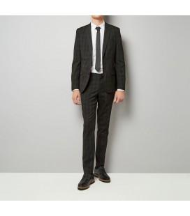 Marynarka męska NL Skiny Check Suit S 0627002/36