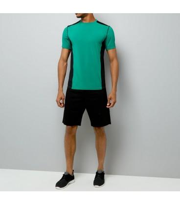 T-shirt męski NL Cut And Sew M 0701048/38
