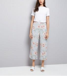 Spodnie damskie NL Leo Print Crop L 0706027/40