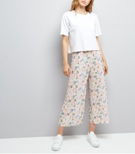 Spodnie NL Plisse Crop M