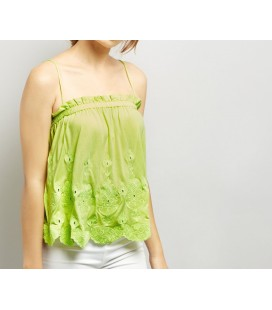 T-shirt NL Embroidery Cami M