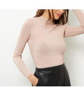 Sweter NL Metalic Rib XXL