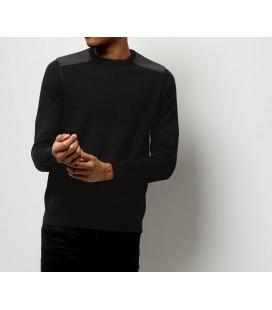 Sweter męski NL Acrylic Patch XS 0802008/34