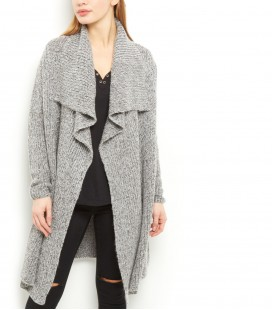 Sweter NL Midi Cardigan M