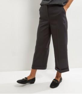 Spodnie damskie NL Turn Up Crop XL 0803013/42