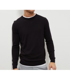 Sweter damski NL Cotton Crew XS 0808019/34