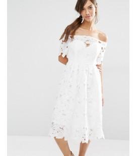 Sukienka exAS/Boohoo Lace XL