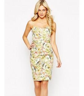 Sukienka exAS/Oasis Floral S