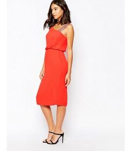 Sukienka exAS/Warehouse Diamente S