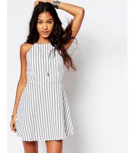 Sukienka exAS Spot Print M